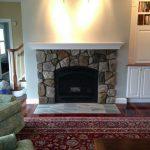 Best Masonry Stone Fireplace - Interior