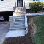 Best Masonry Stone Walkway & Stone Steps