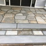 Install Stone Porch and Steps in shelton ct