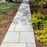 stone walk way mason